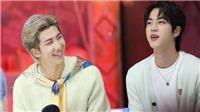 Kỷ niệm đáng nhớ giữa RM và Jin BTS... đầy nước mắt