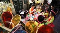 Trải nghiệm Tết Trung thu cổ truyền tại Hoàng Thành Thăng Long