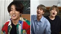 Jin, RM và Suga BTS phàn nàn ra mặt vì 'út vàng' Jungkook được ưu ái hơn