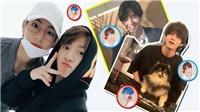V BTS cùng với Jungkook 'náo loạn' mạng xã hội khi... say
