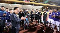 HLV Park Hang Seo 'chấm' sao trẻBình Dương cho Olympic Việt Nam