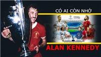 Real Madrid vs Liverpool: Có ai còn nhớ Alan Kennedy?