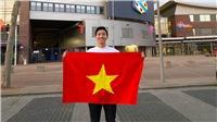 Bóng đá Việt Nam hôm nay: Văn Hậu về nước, bắt đầu 14 ngày cách ly ở Quảng Ninh