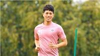 Bóng đá Việt Nam hôm nay: Duy Mạnh và Đình Trọng báo tin vui cho Hà Nội FC