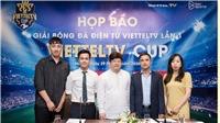 Thần đồng PES Việt Nam Lê Hà Anh Tuấn dự giải Đông Nam Á ViettelTV Cup