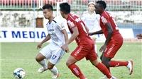 Bóng đá Việt Nam hôm nay: HAGL 'thở phào' với chấn thương của Văn Thanh