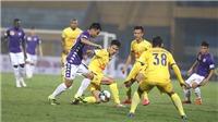 Bóng đá Việt Nam hôm nay: Nam Định chạm trán Hà Nội (18h00)