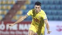 Kết quả  bóng đá: Nam Định thắng Quảng Nam ở trận 'chung kết' ngược