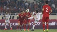Bóng đá Việt Nam hôm nay: U21 Viettel chạm trán Đồng Tháp. UAE quyết đòi ngôi đầu từ tuyển Việt Nam