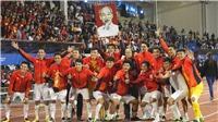 Bóng đá Việt Nam hôm nay: U22 Việt Nam được giao chỉ tiêu vô địch SEA Games