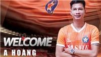 Chuyển nhượng V-League:Bùi Tiến Dũng gia hạn hợp đồng với Viettel. Đà Nẵng ra mắt tân binh từ HAGL