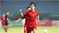 VTC3, VTV6, BĐTV trực tiếp bóng đáhôm nay: Giao hữu U22 Việt Nam đấu với ĐTVN