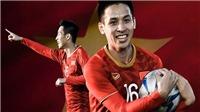 Bóng đá Việt Nam hôm nay: Tuyển thủ Việt Nam truyền cảm hứng sống tích cực chống dịch Covid-19