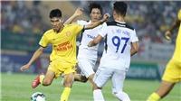 Bóng đá Việt Nam hôm nay: Hải Phòng vs TPHCM (17h). Nam Định vs Viettel (18h). Sài Gòn vs Bình Dương (19h)