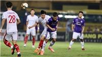 Bóng đá Việt Nam hôm nay: Hà Nội FC đấu Viettel. Bình Định chiêu mộ chân sút Brazil