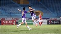 Bóng đá Việt Nam hôm nay: HAGL vs Hà Nội (17h00). Nam Định vs SHB Đà Nẵng (18h00)