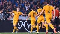 Kết quả bóng đá: U23 Australia thắng chật vật Syria để vào bán kết