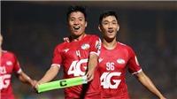 Bóng đá Việt Nam hôm nay: Viettel vs Quảng Ninh (19h). Bình Dương vs Hải Phòng (17h). Đà Nẵng vs Quảng Nam (17h)