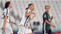 Kết quả bóng đá Juventus 2-1 Lyon (tổng 2-2): Ronaldo lập cú đúp, Juve vẫn bị loại bởi luật bàn thắng sân khách