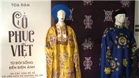 VIDEO: Tận mắt chiêm ngưỡng áo Nhật Bình từng lưu lạc trời Âu của Công chúa nhà Nguyễn