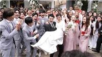 Những hình ảnh hot nhất từ 'siêu' đám cưới của cặp sao Đông Nhi - Ông Cao Thắng