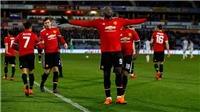 TIN HOT M.U 20/2: Fellaini rời Old Trafford. Mourinho thông báo về Pogba