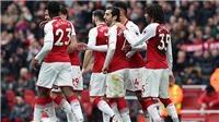 ĐIỂM NHẤN Arsenal 3-0 Watford: Những cột mốc đáng nhớ. Aubameyang, Mkhitaryan đáng sợ đã trở lại
