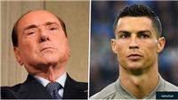 Juve vs Milan: Cristiano Ronaldo & giấc mơ tuyệt vọng của Silvio Berlusconi