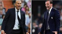 GÓC MARCOTTI: Juventus - Real Madrid là 'ván cờ' đỉnh cao khó đoán giữa Allegri và Zidane