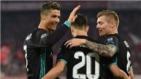 ĐIỂM NHẤN Bayern Munich 1-2 Real: Zidane quá hay. Bayern cần đại cách mạng