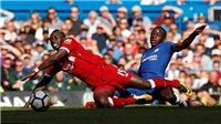 ĐIỂM NHẤN Chelsea 1-0 Liverpool: Conte có thể ở lại Chelsea. Cuộc đua Top 4 cực nóng bỏng