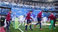 Zidane: 'Chính Barca phá luật trước'. Valverde: 'Real không xếp hàng chào đón cũng không sao'