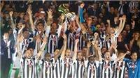 Video bàn thắng Juventus 4-0 Milan: Juve lần thứ 4 liên tiếp đoạt Cúp Ý