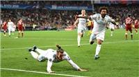 ĐIỂM NHẤN Real Madrid 3-1 Liverpool: Zidane siêu giỏi, vô địch xứng đáng. Karius 'bán đứng' Liverpool