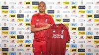 'M.U vật vãcả mùa Hè không mua nổi, Liverpool có Fabinho trong nháy mắt'