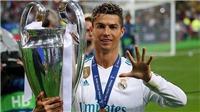Ronaldo đang 'dẫn điểm' Messi, tràn trề hy vọng giành Quả bóng vàng thứ 6