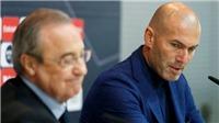 CẬP NHẬT sáng 5/6: Lộ lí do Zidane từ chức. Sadio Mane đạt thỏa thuận gia nhập Real Madrid
