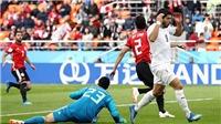 ĐIỂM NHẤN Uruguay 1-0 Ai Cập: Suarez gây thất vọng, Uruguay có vấn đề. Ai Cập không Salah rất đáng khen