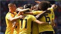 ĐIỂM NHẤN Bỉ 5-2 Tunisia: Đội nào cũng sẽ phải ngại Bỉ. Lukaku hưởng lợi lớn