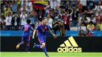 James Rodriguez phiên bản 2014 trở lại, Colombia sống lại hy vọng đi tiếp