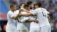 Deschamps nhấn mạnh Pháp cần tập trung vào '3 chữ C' để vô địch World Cup