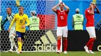 Thụy Điển 1-0 Thụy Sĩ: Forsberg ghi bàn duy nhất, Thụy Điển vào tứ kết xứng đáng (KT)