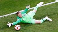 ĐIỂM NHẤN Thụy Điển 0-2 Anh: Tuyệt chiêu không chiến và 'đôi tay vàng' của Pickford