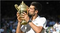 Thắng dễ Kevin Anderson, Djokovic lần thứ 4 vô địch Wimbledon