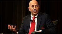 AC Milan thuê 'kiến trúc sư' của Arsenal làm Giám đốc điều hành