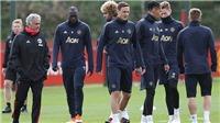 Mourinho: Một số cầu thủ thờ ơ với cuộc khủng hoảng ở M.U