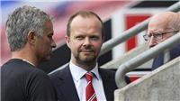 Mourinho nhận 'tối hậu thư' từ ban lãnh đạo M.U