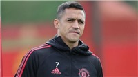 Alexis Sanchez tức giận với Mourinho, M.U nguy ngập chưa từng thấy