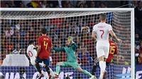 Sterling lập cú đúp vào lưới Tây Ban Nha: Ngày càng đáng sợ, đá hiệu quả hơn