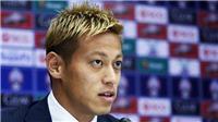 Keisuke Honda: 'Việt Nam rất mạnh nhưng Campuchia sẽ thắng trận này'